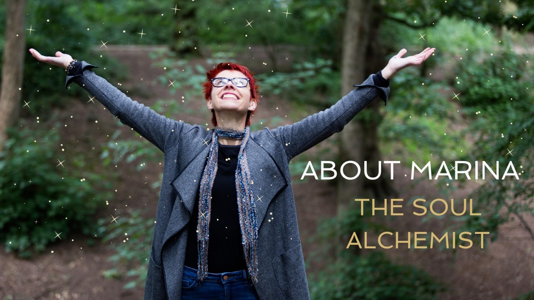 About Marina the soul alchemist