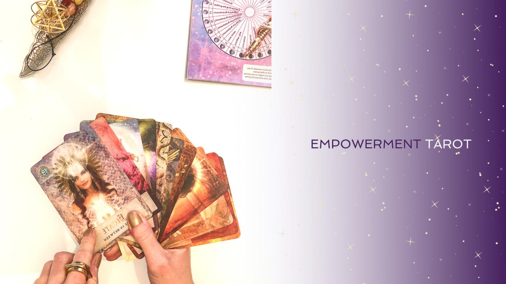 Empowerment Tarot Readings