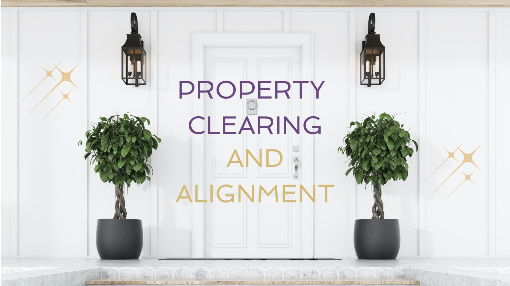 Property Clearing and alignment