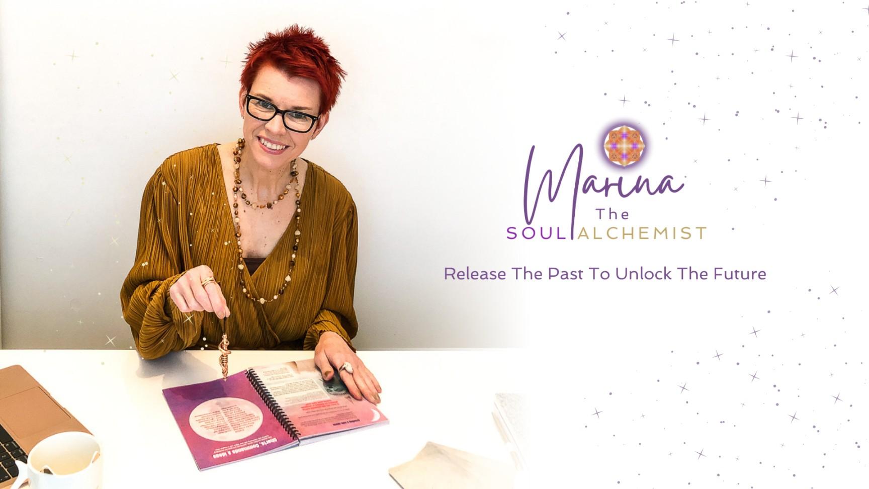 Marina Beech The Soul Alchemist