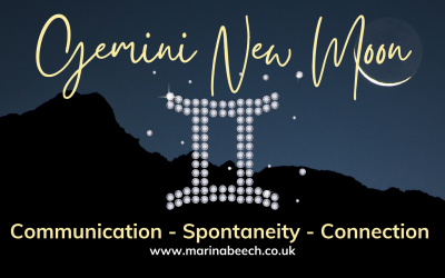 Gemini New Moon ♊️ Thursday 11th June 2021 – 11.52 UK TIME