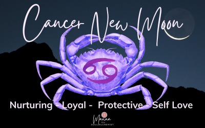 Cancer New Moon ♋️ Saturday 10th July 2021 – 02.16 UK TIME